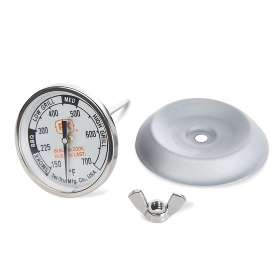"Seriøst PK Original ""Tel-Tru"" termometer-kit   cooknbloom.se NF59"
